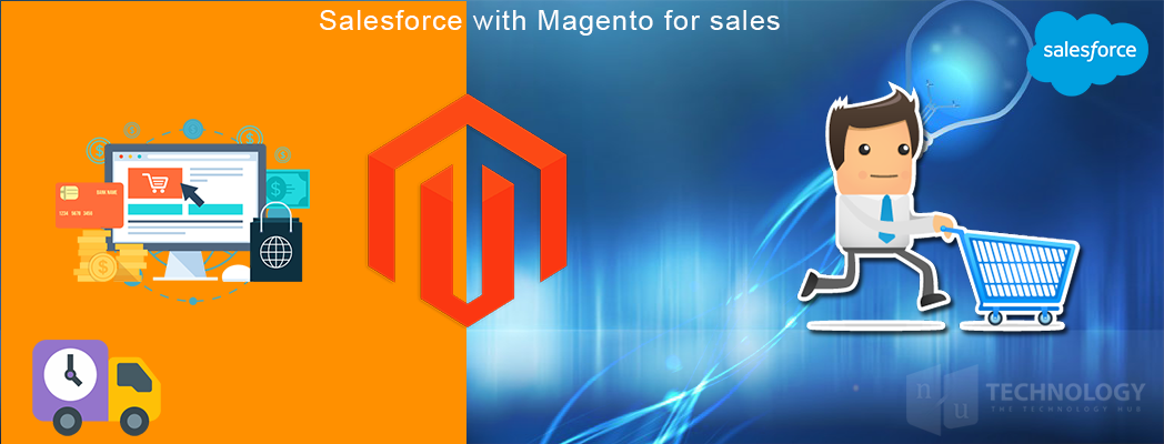 Salesforce with Magento for sales